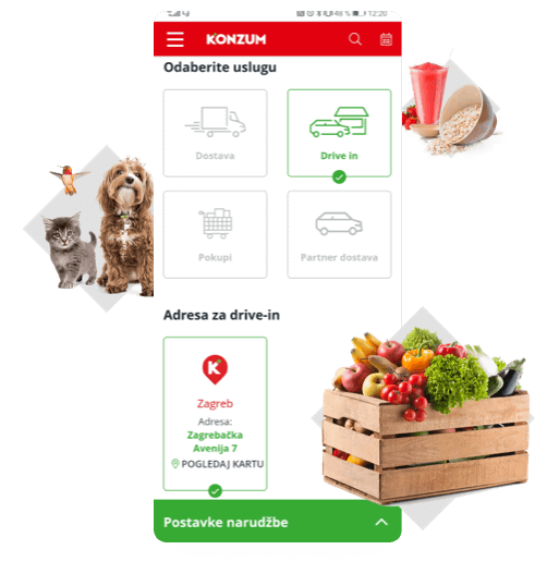 e-Grocery State of the Art solution