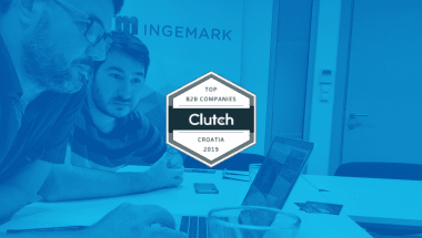 Ingemark Receives Clutch Leader Award for Top Developers in Croatia